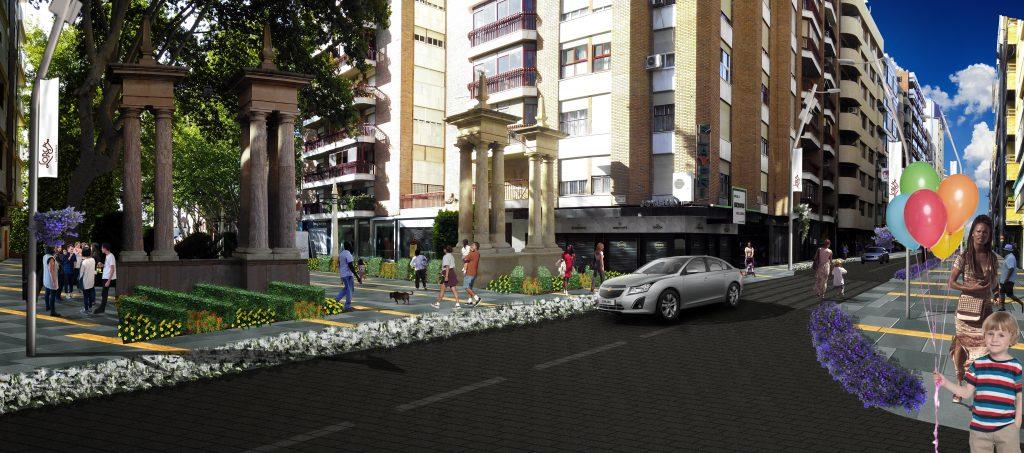 Concurso remodelaci n urbana en lorca espa a - Arquitectos lorca ...